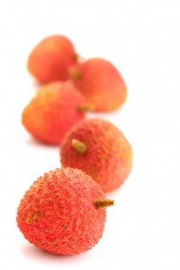 71645767-lychees-in-a-row-gettyimages