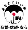 JUPAマーク