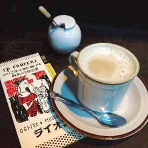 名曲喫茶ライオン4