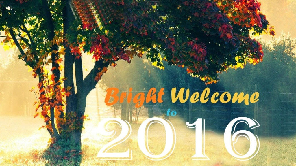 Bright Welcome 2016