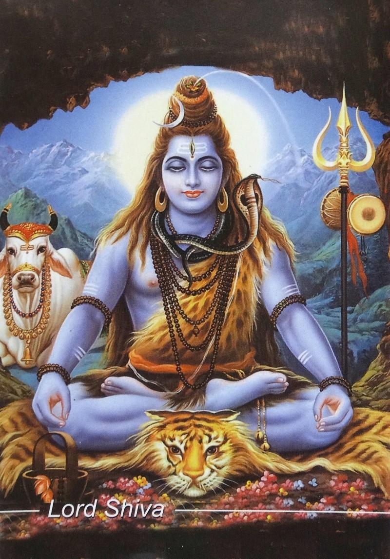 シヴァ神1