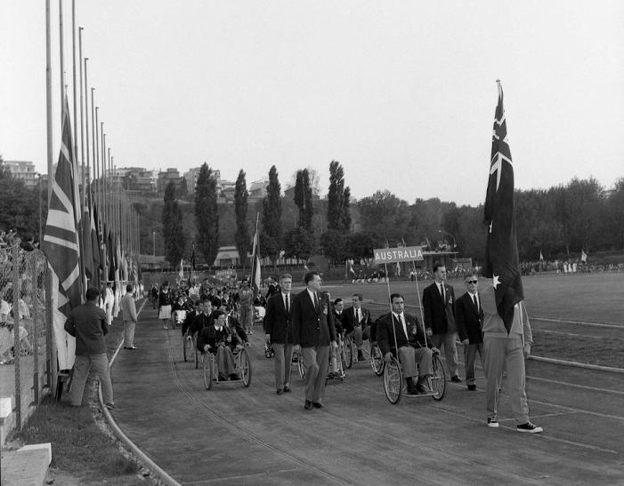 ローマパラリンピック1